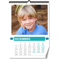 Tu calendario personalizado