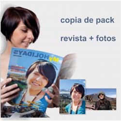 Copia de pack revista + fotos